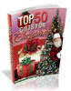 Thumbnail Top 50 gifts for Christmas this year !!