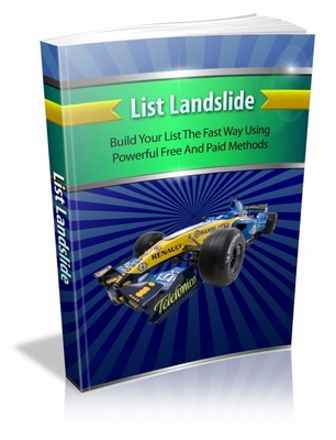 Product picture 6 Powerful Techniques For Fast List Building